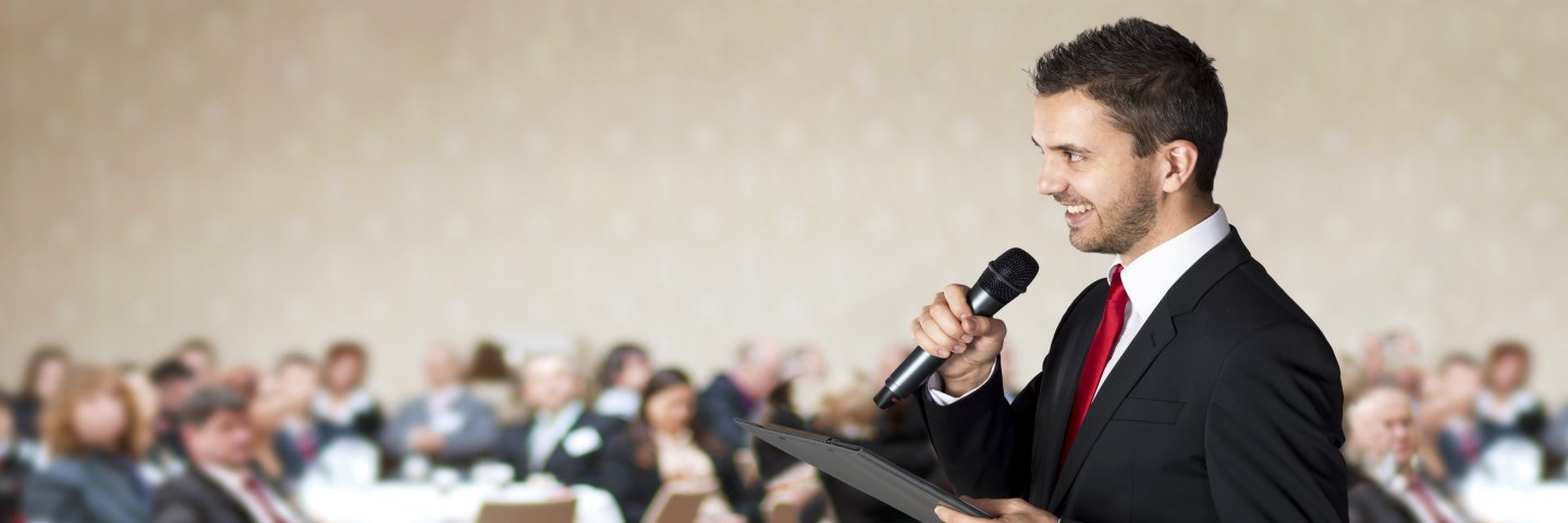 We also offer a large variety of conference and meeting management services.
