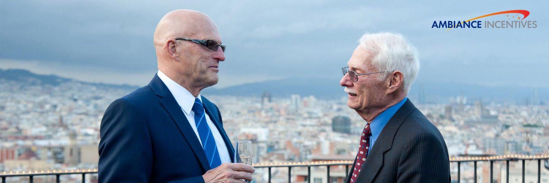 Project: Haemonetics Corp. - 125 Pax - Corporate Awards Dinner - Barcelona 2014