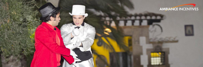 Project: Footlocker Europe - 80 Pax - Best European Salespeople Incentive - Alicante 2011