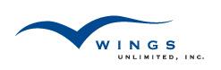 Wings Unlimited logo